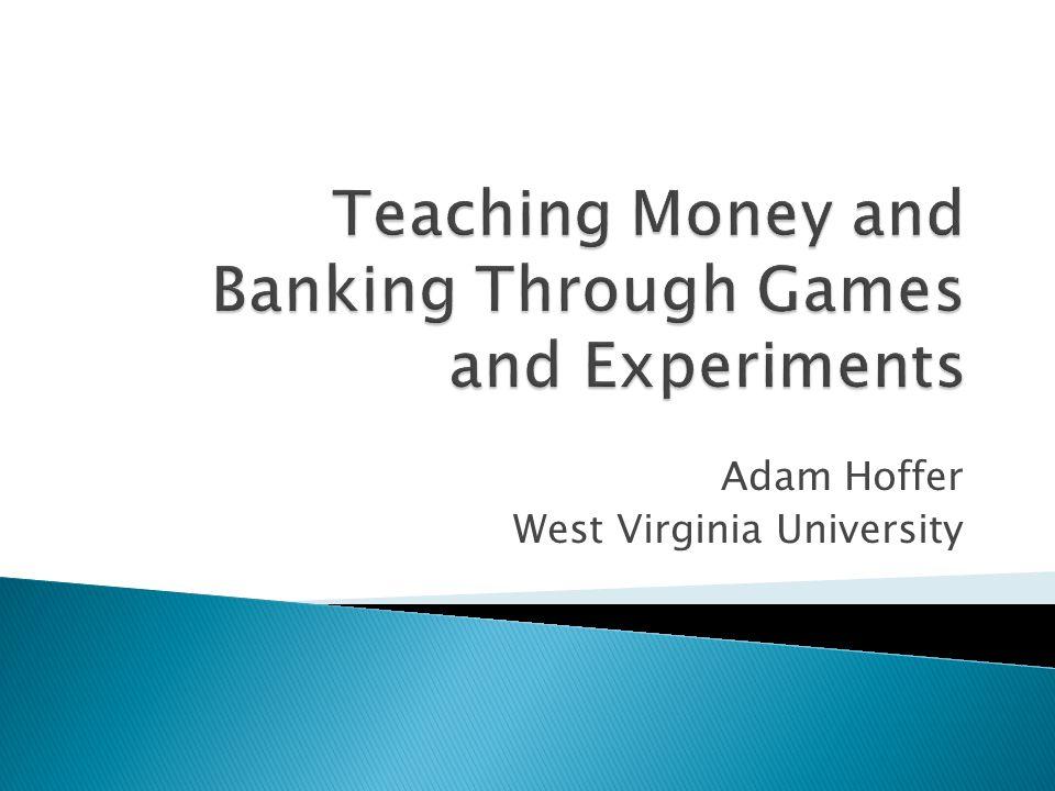 Adam Hoffer West Virginia University