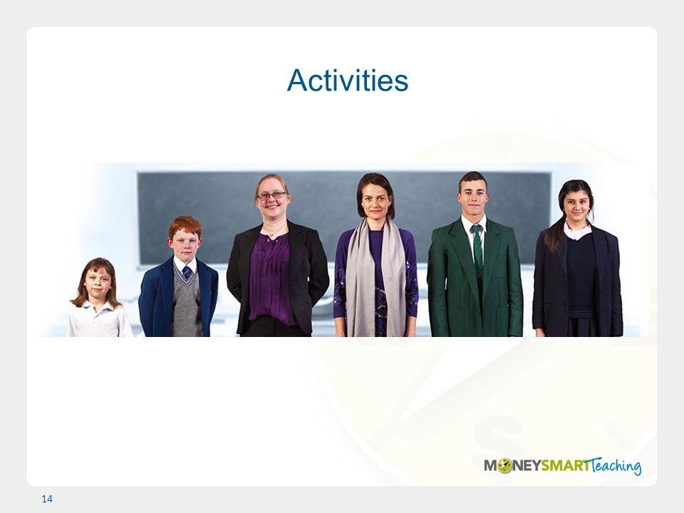 Activities 14