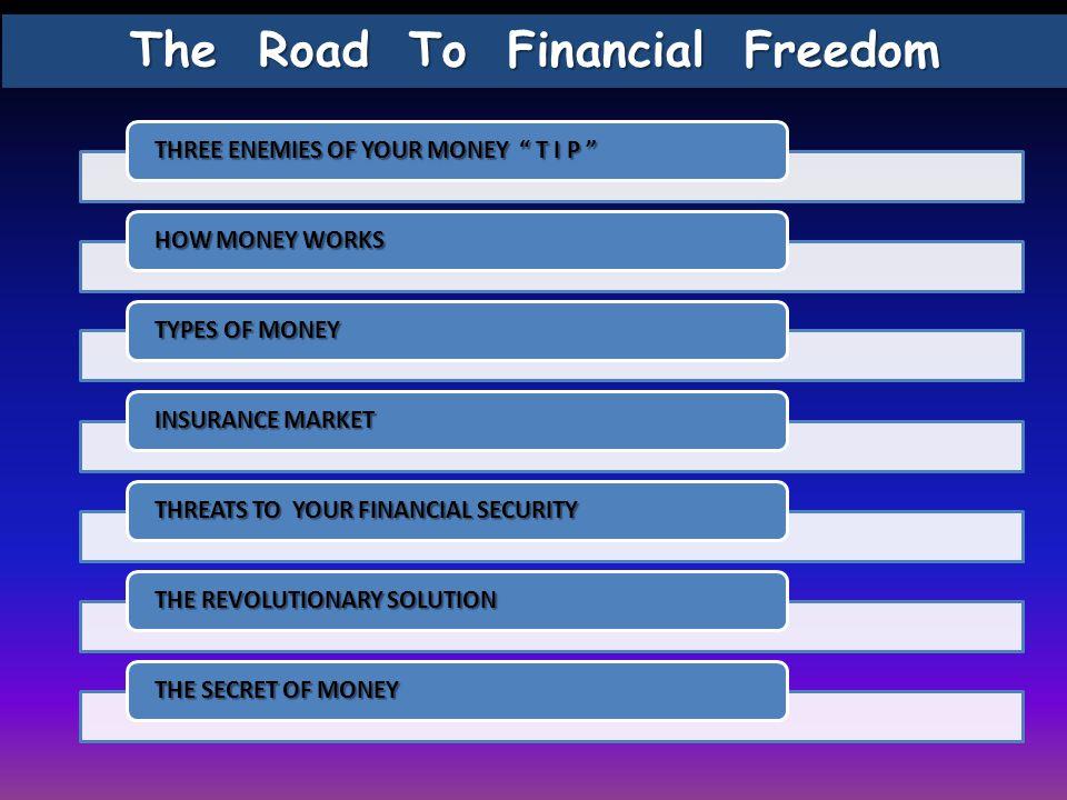 THREE ENEMIES OF YOUR MONEY TAXES TAXES