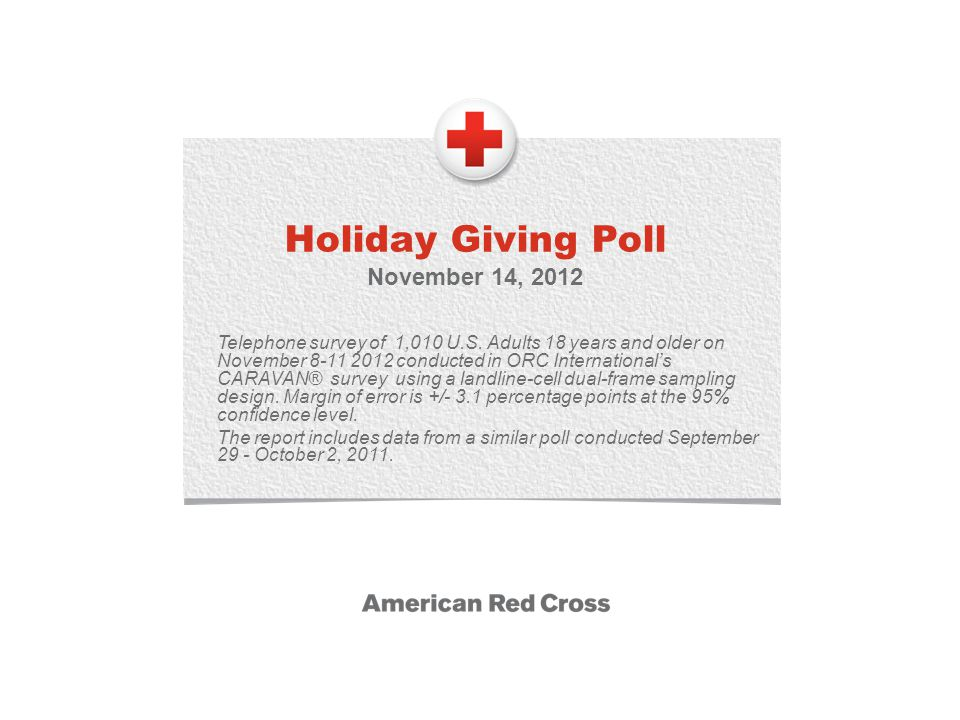 People are most likely to donate to a local charity.
