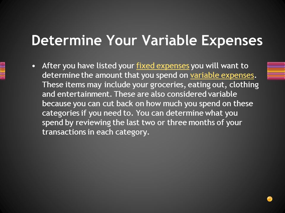 Ideally you should create a budget where your outgoing expenses match your income.