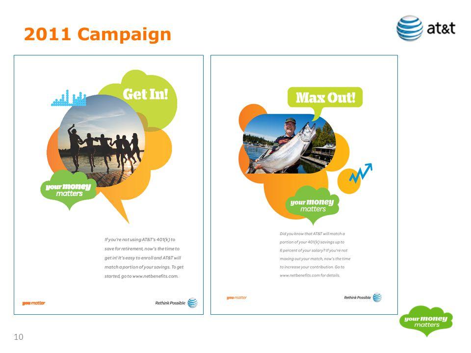 10 2011 Campaign