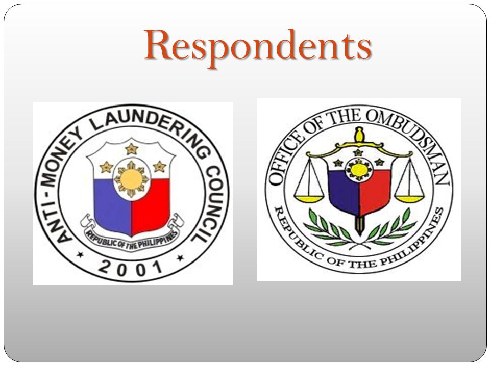 Assessment of Current Situation of Corruption and Money Laundering in the Philippines