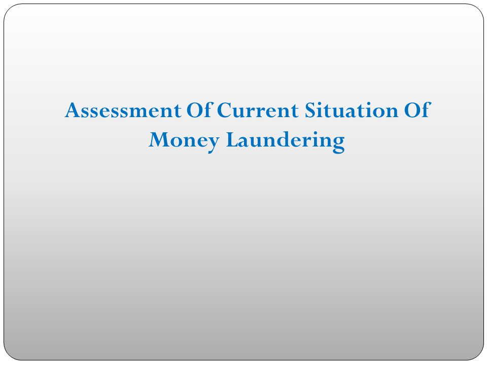 REMARKS ON THE PREVALENCE AND NATURE OF CORRUPTION IN COUNTRY Anti-Money Laundering Council Field Investigation Office I & II Preliminary Investigatio