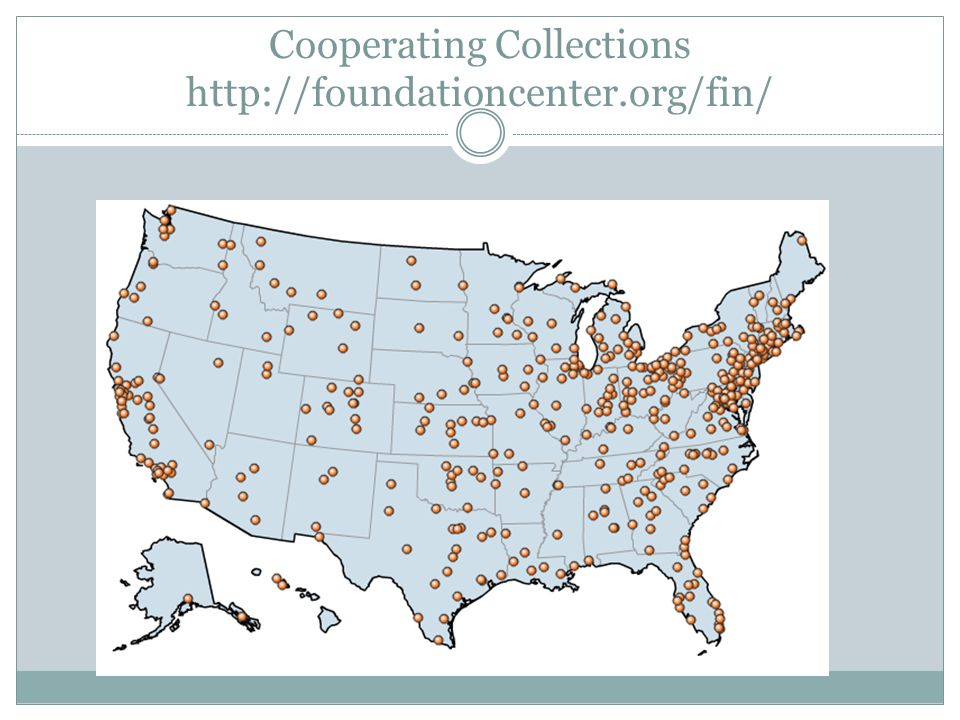 Cooperating Collections