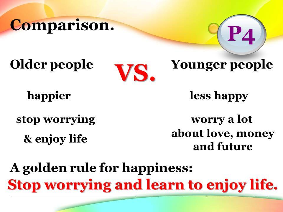 Comparison.