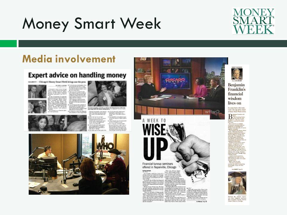 Money Smart Week Promotion
