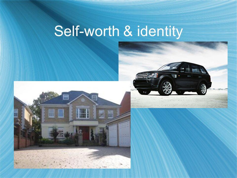 Self-worth & identity
