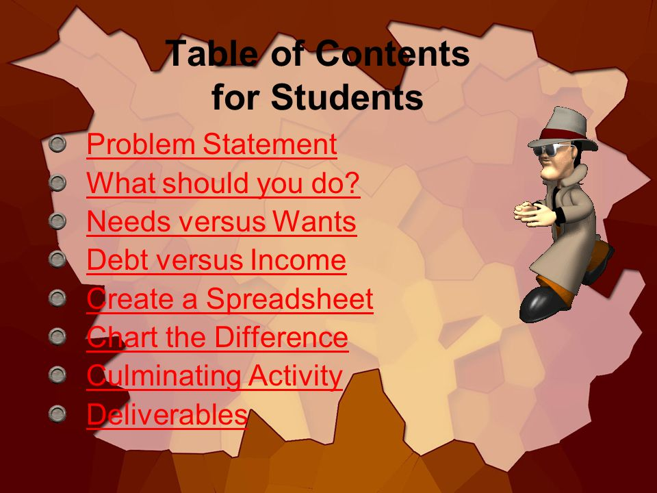 Table of Contents ASSURE Model for Teachers Analyze Learners State Objectives Select Methods, Media & Materials Utilize Media & Materials Require Learner Participation Evaluation of Methods & Materials References
