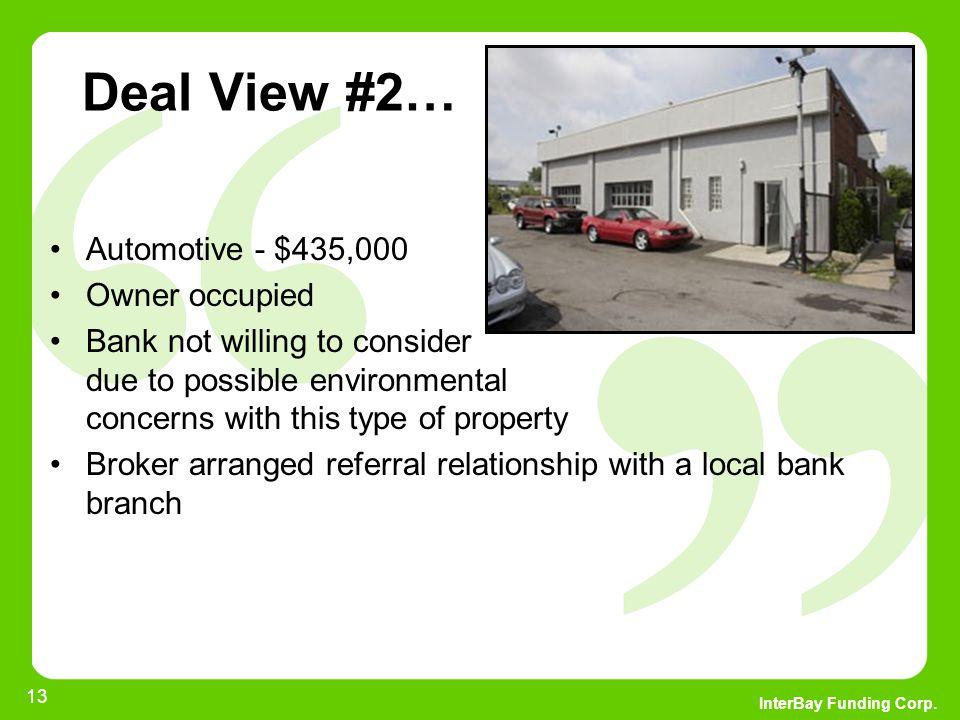 InterBay Funding Corp.