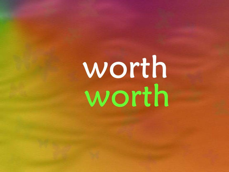 value value value