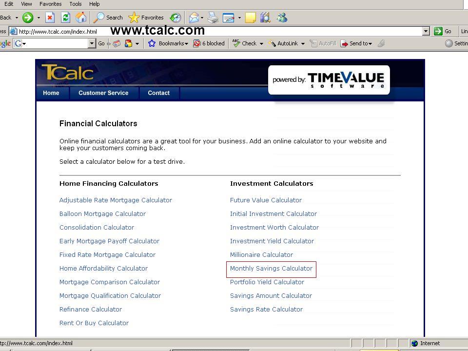 www.tcalc.com/millionaire-calculator.html www.tcalc.com