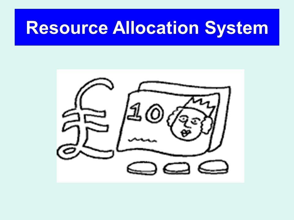 Resource Allocation System