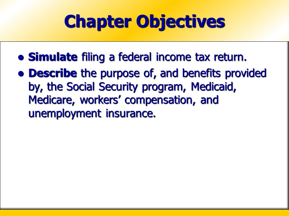 Preparing Tax Returns You will receive a refund if too much tax was withheld, but if too little was withheld you have to pay the amount owed.