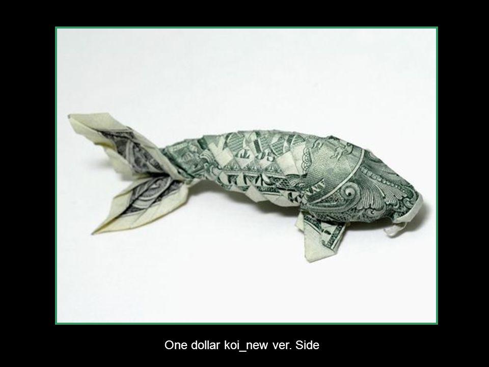 One Dollar Praying Mantis
