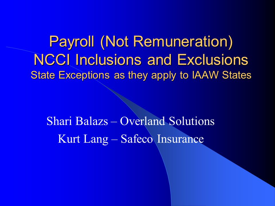 Salary Reduction Plans No deductions for payments by employees to employment savings, retirement or cafeteria plans.
