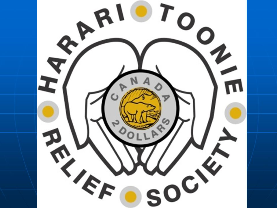 Introducing Harari Toonie Relief Society