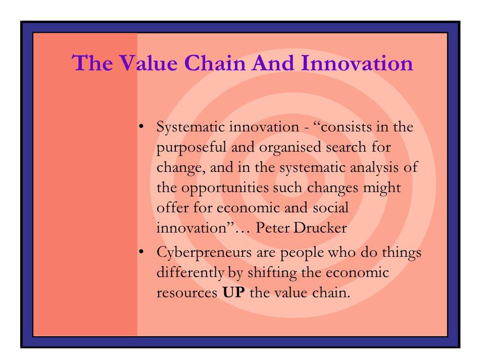 Economists vs.Entrepreneurs Economists - looking for equilibrium between demand and supply.