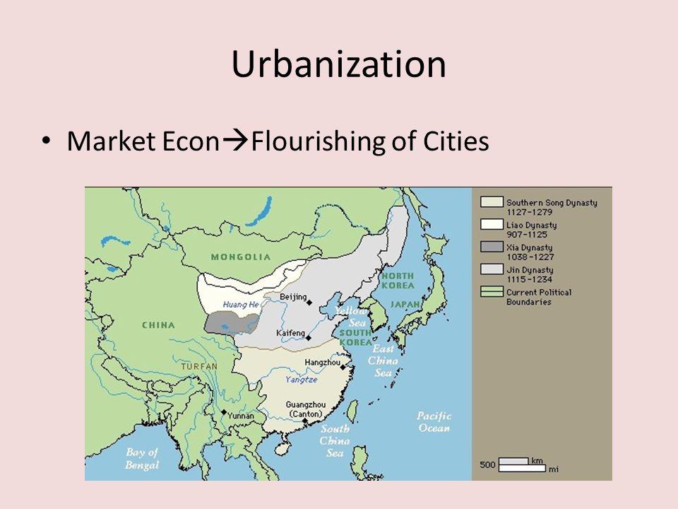 Urbanization Qingming Scroll – Interpretations – http://afe.easia.columbia.edu/song/urban/new.ht m http://afe.easia.columbia.edu/song/urban/new.ht m – http://www.npm.gov.tw/exh96/orientation/flash_ 4/index.html http://www.npm.gov.tw/exh96/orientation/flash_ 4/index.html – Whos missing?