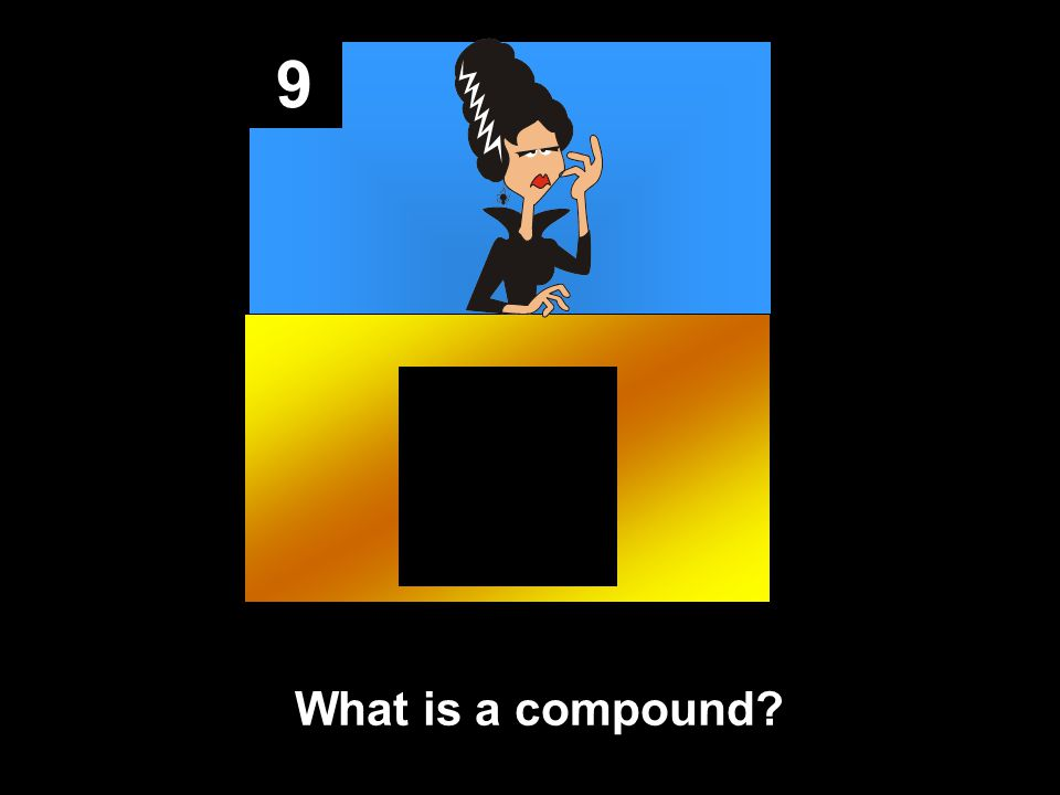 9 What is a compound