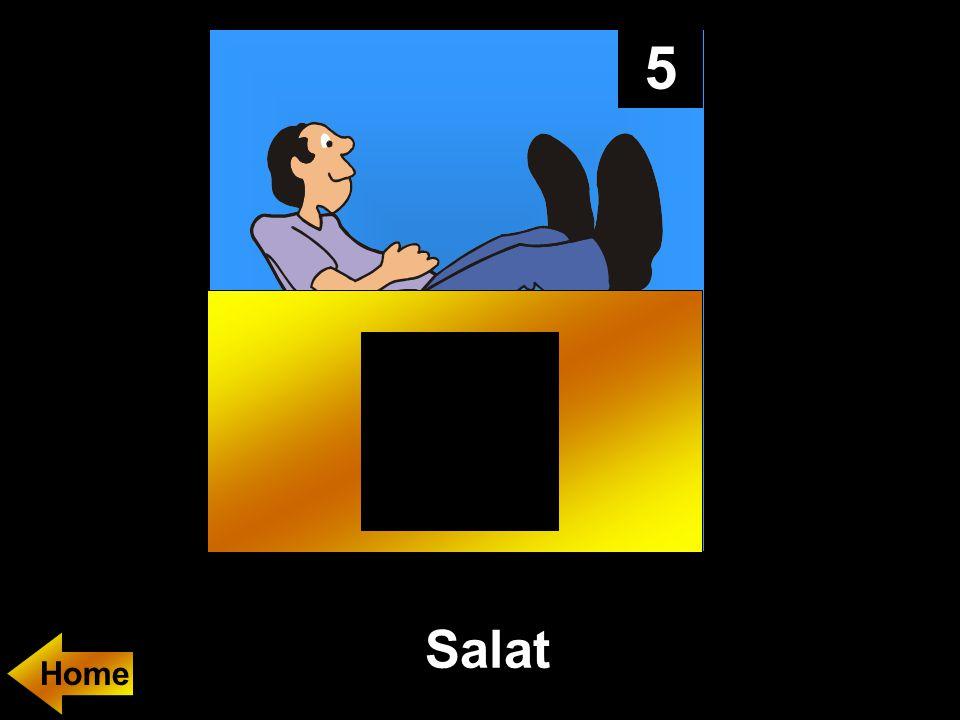 5 Salat