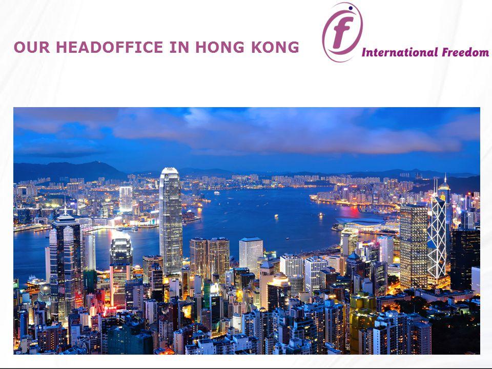 OUR HEADOFFICE IN HONG KONG