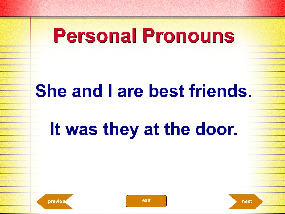Indefinite Pronouns Pronouns which do not refer to a definite person, place, or thing are called indefinite pronouns.