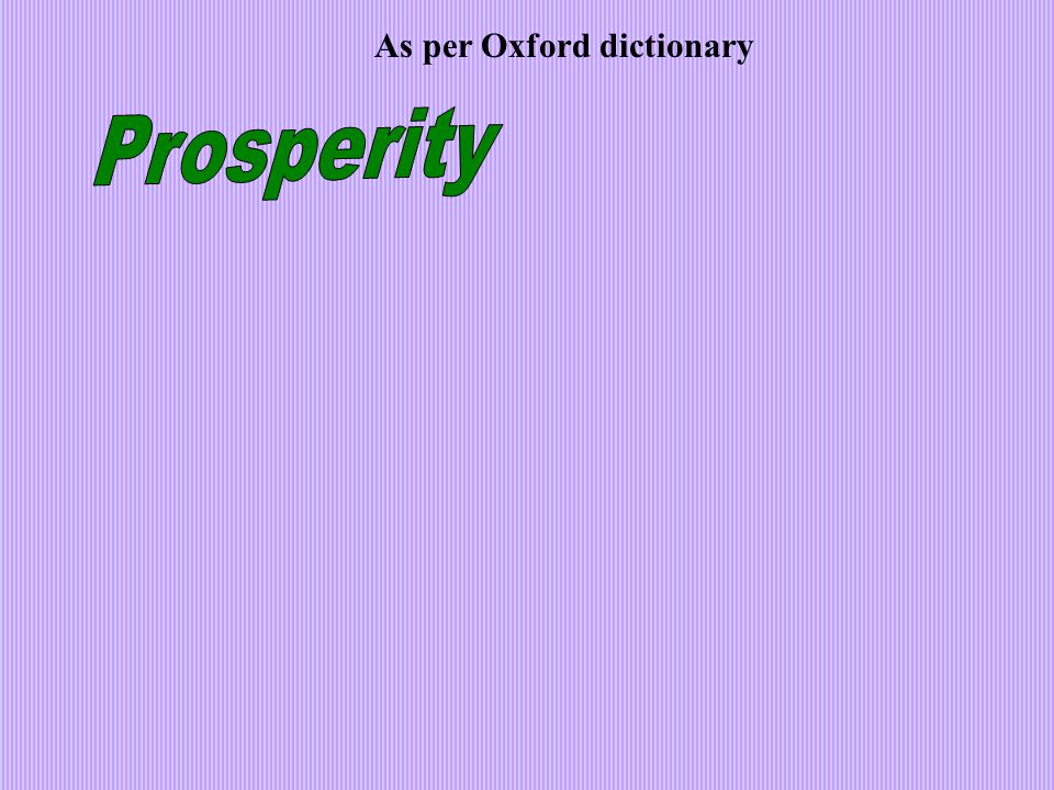 As per Oxford dictionary An amount which is not wasted. A thing that is worth buying because it may be profitable in the future