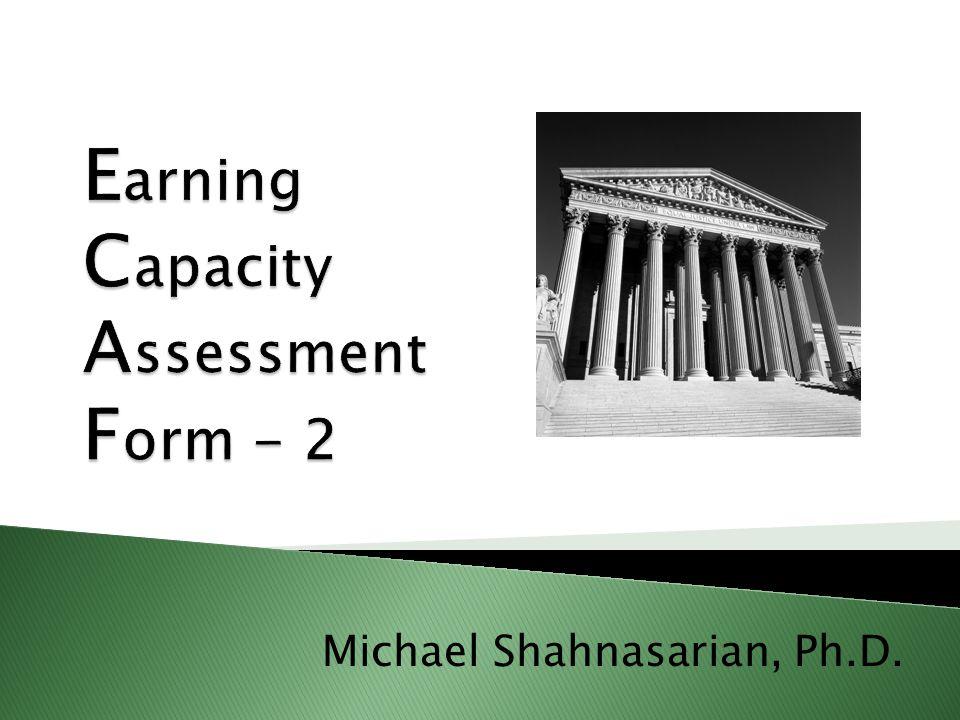 Michael Shahnasarian, Ph.D.