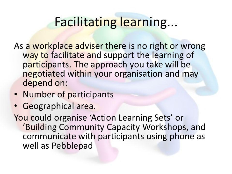 Facilitating learning...