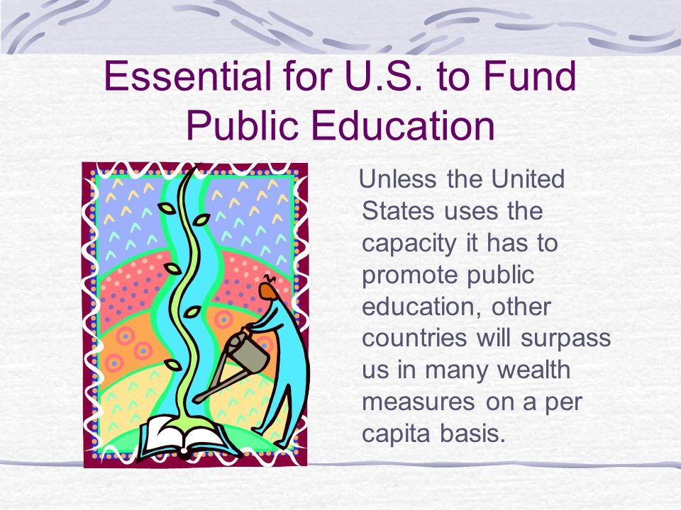 Essential for U.S.