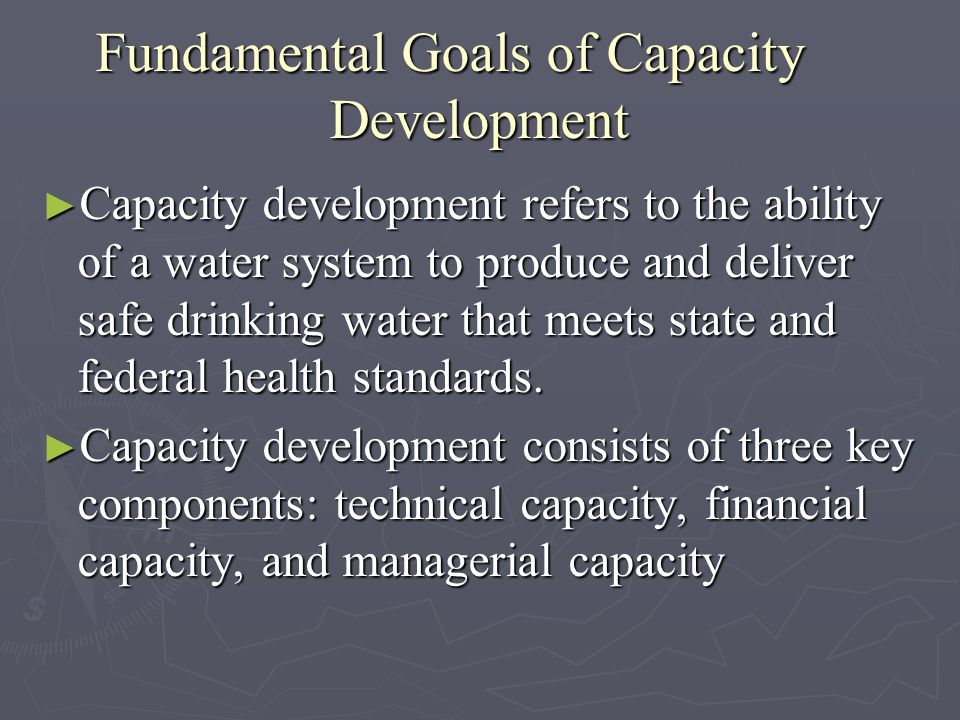 Approving of the Water System Management Plans The Drinking Water Branch may contact the applicant, by letter, to request omitted or supplemental information that is related to the Water System Management Plan of the proposed public water supply system.