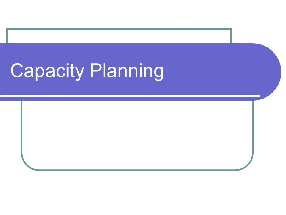 How much long-range capacity is needed When more capacity is needed Where facilities should be located (location) How facilities should be arranged (layout) Facility planning answers: Facility Planning