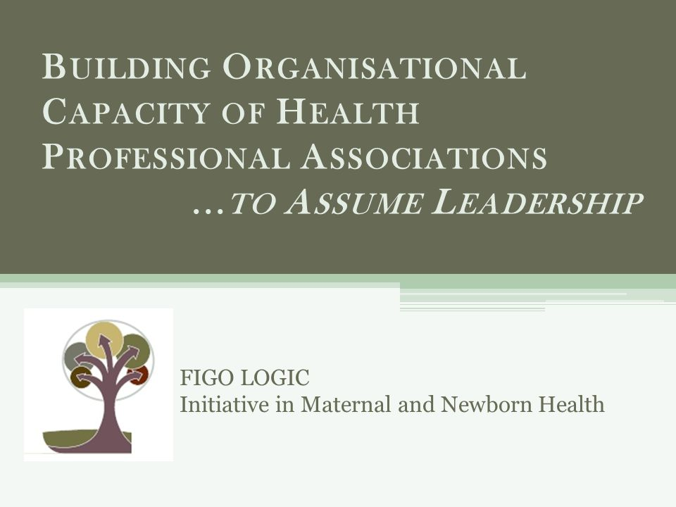 FUNCTIONS Membership services Promotion of quality/standard of care Advancing professional practice Influencing medical practice and health policy WHAT MAKES AN ASSOCIATION STRONG/SUSTAINABLE.