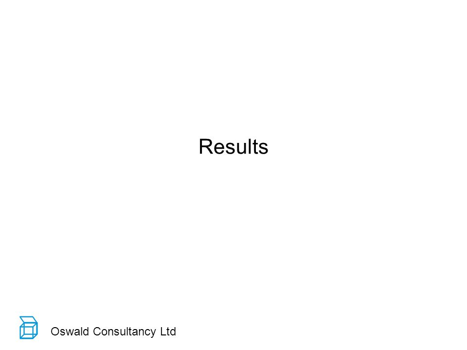 Oswald Consultancy Ltd Results