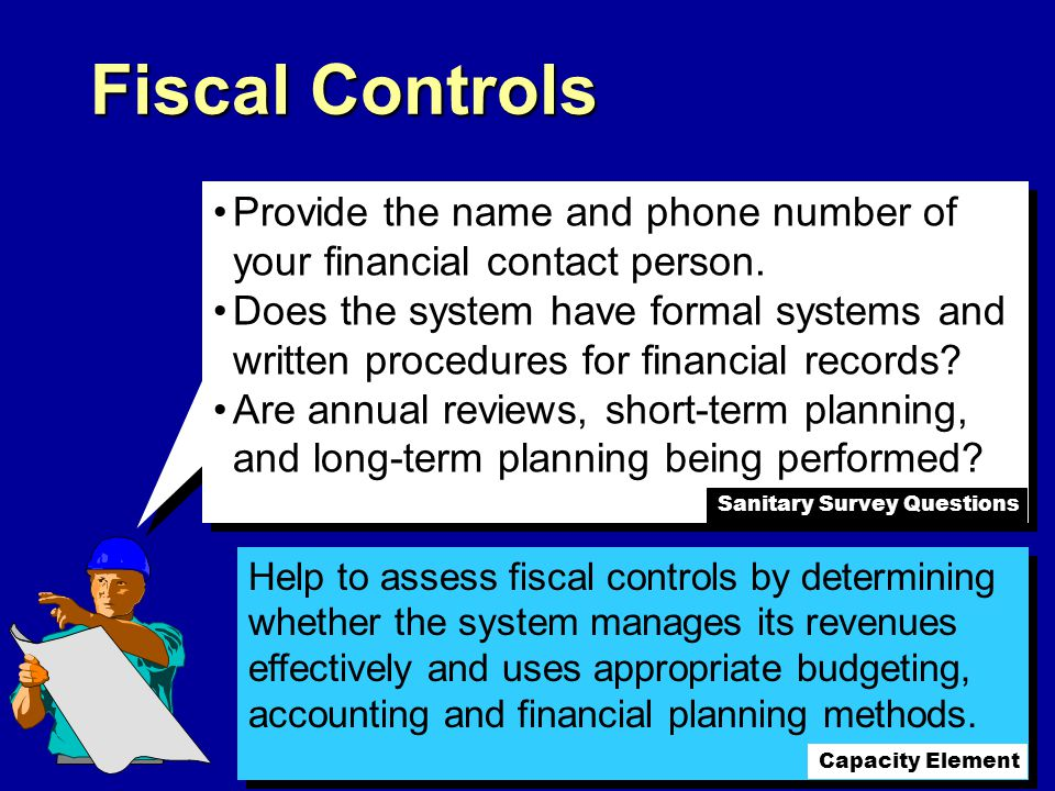 Provide the name and phone number of your financial contact person.