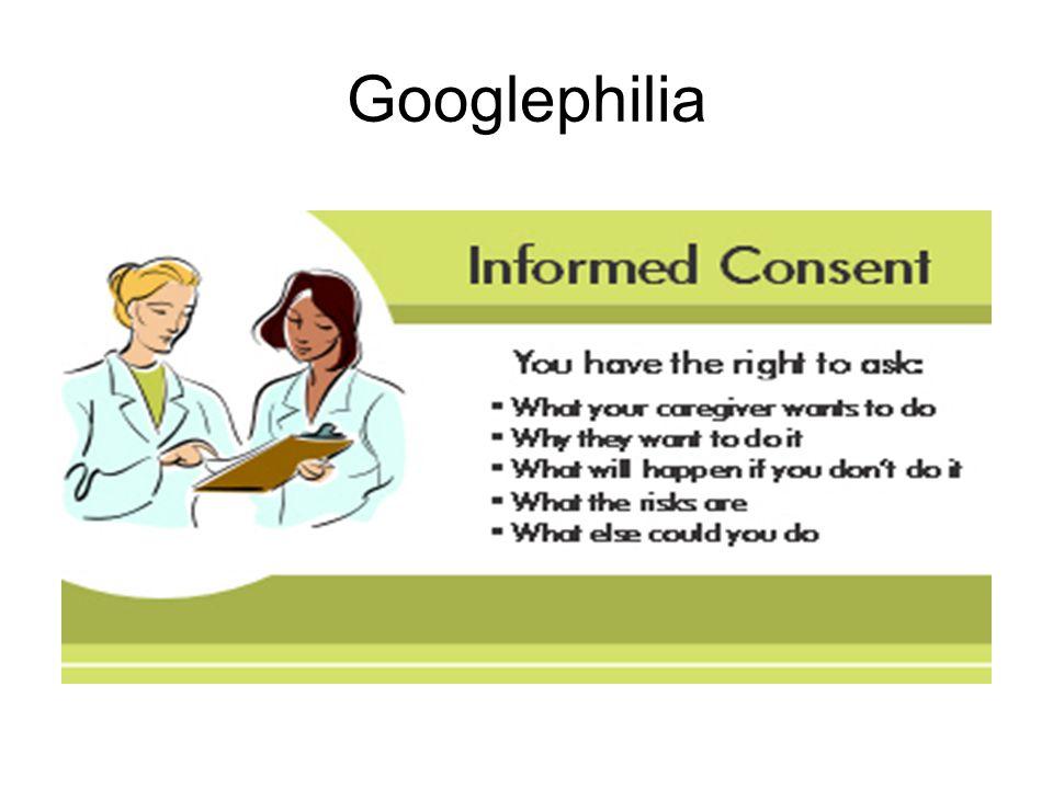 Googlephilia