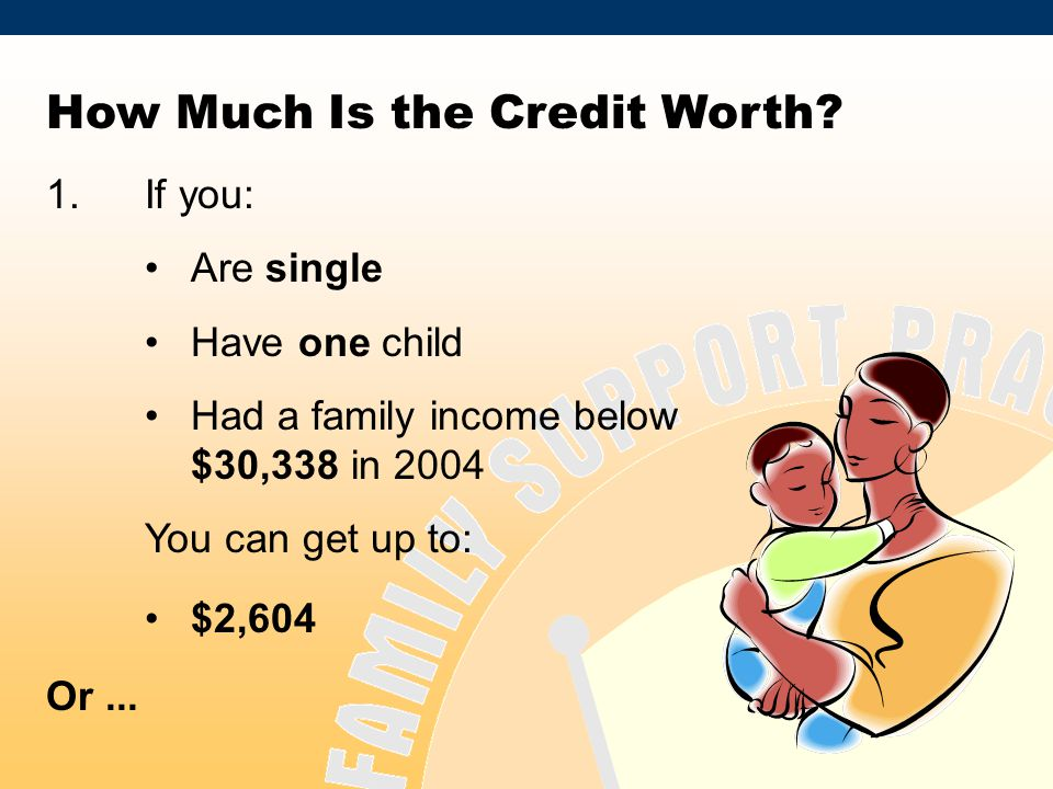 DRAFT DOCUMENT How Much Is the Credit Worth.1.