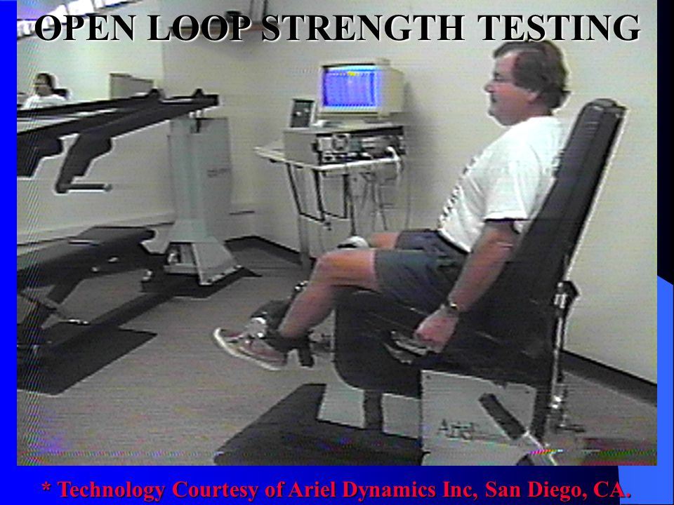 COMPUTERIZED EXERCISE DIAGNOSTIC ANALYSIS EQUIPMENT
