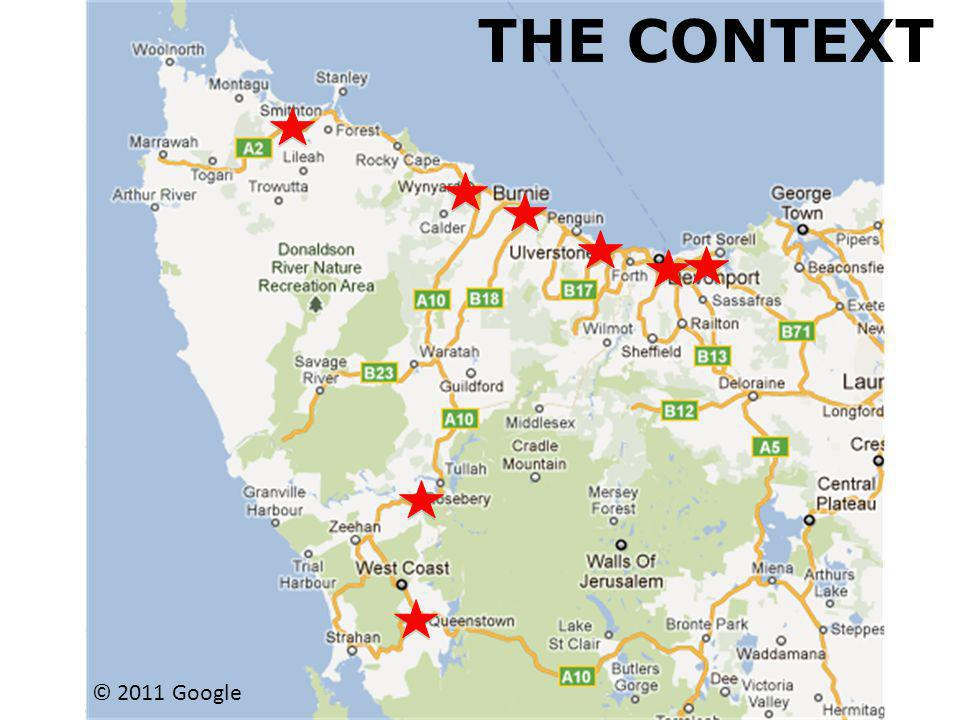 © 2011 Google THE CONTEXT