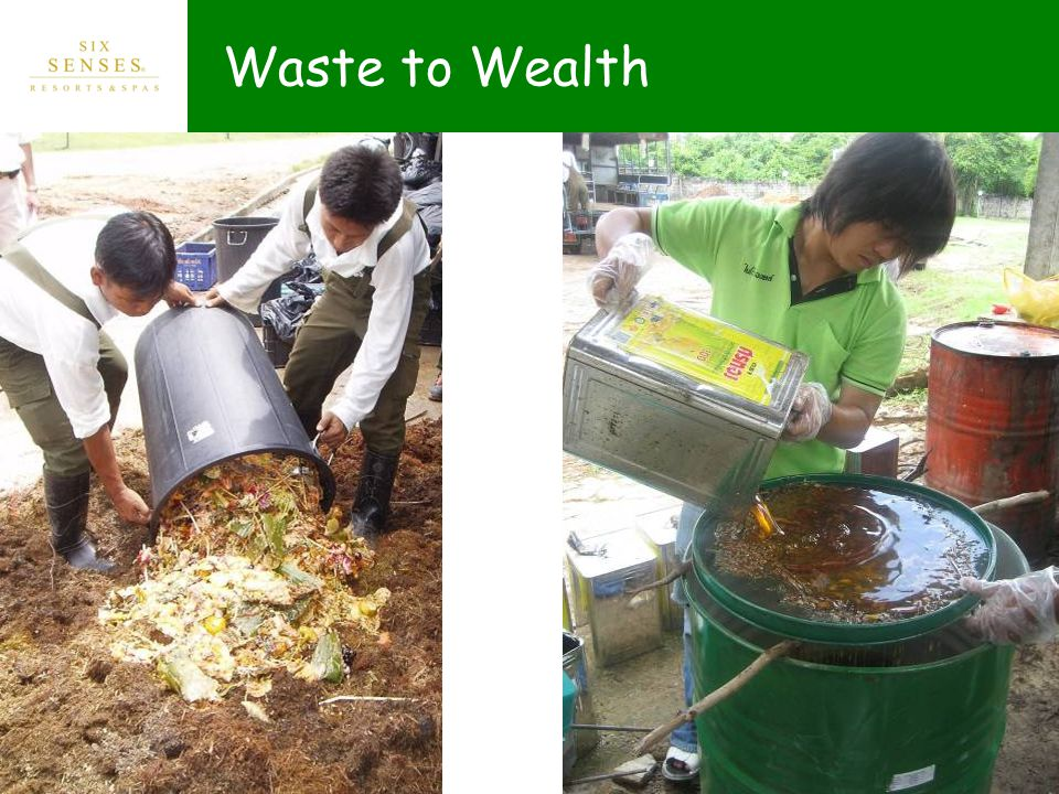 Waste to Wealth