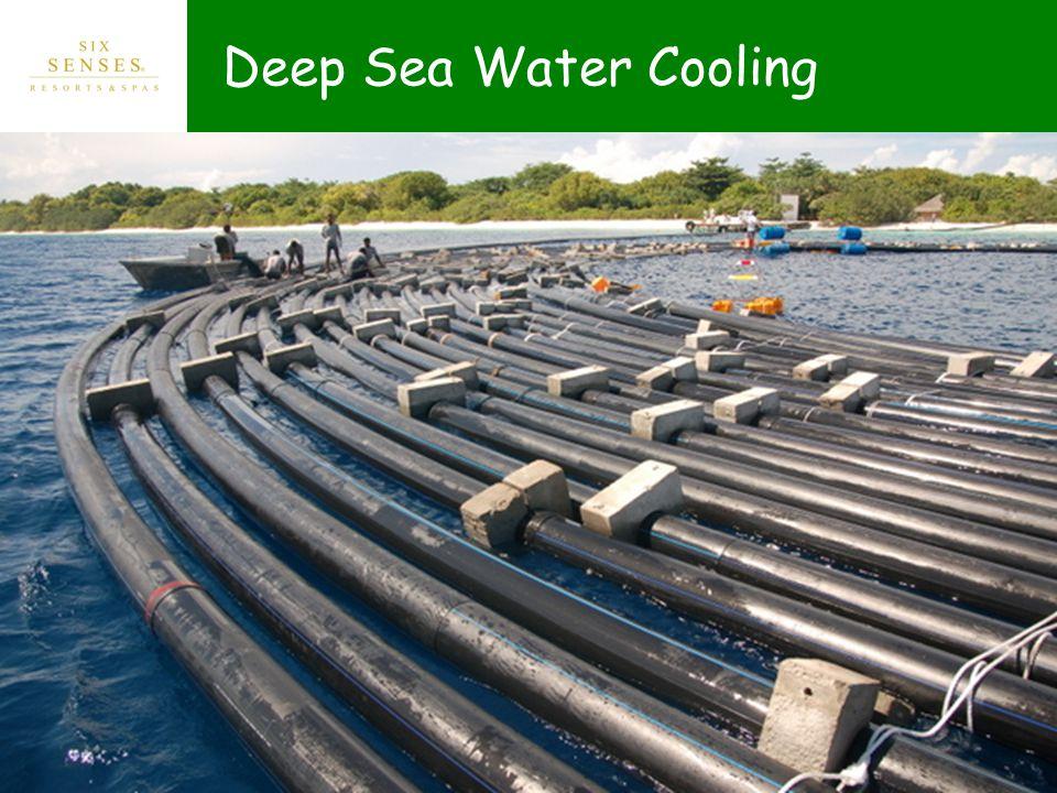 Deep Sea Water Cooling