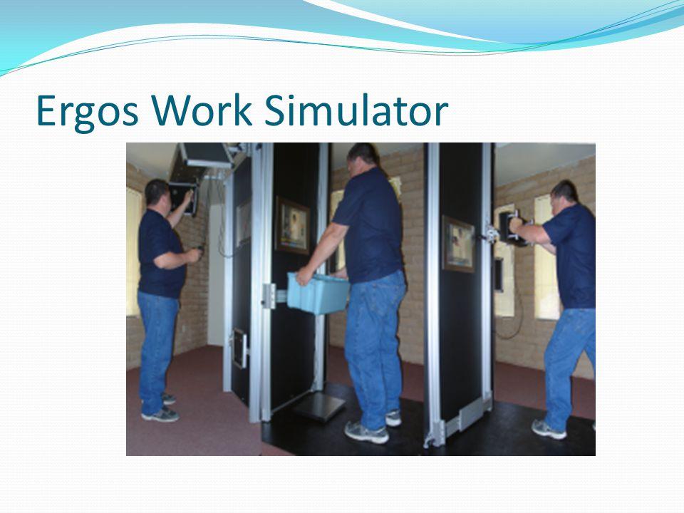 Ergos Work Simulator