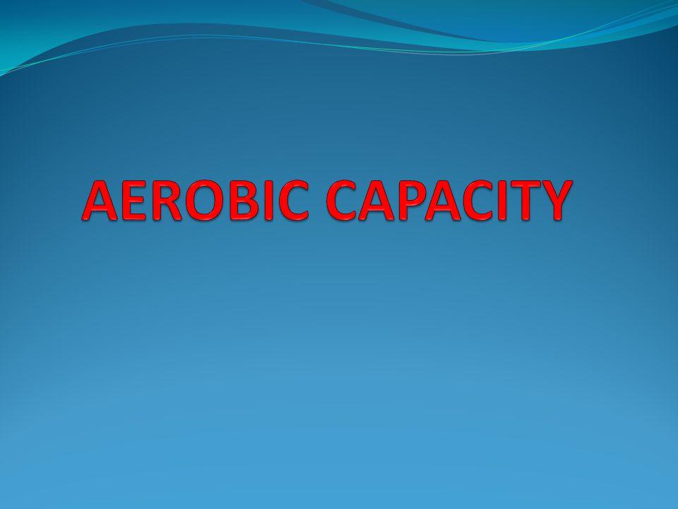 FOOD FUEL USAGE FOR AEROBIC ACTIVITY