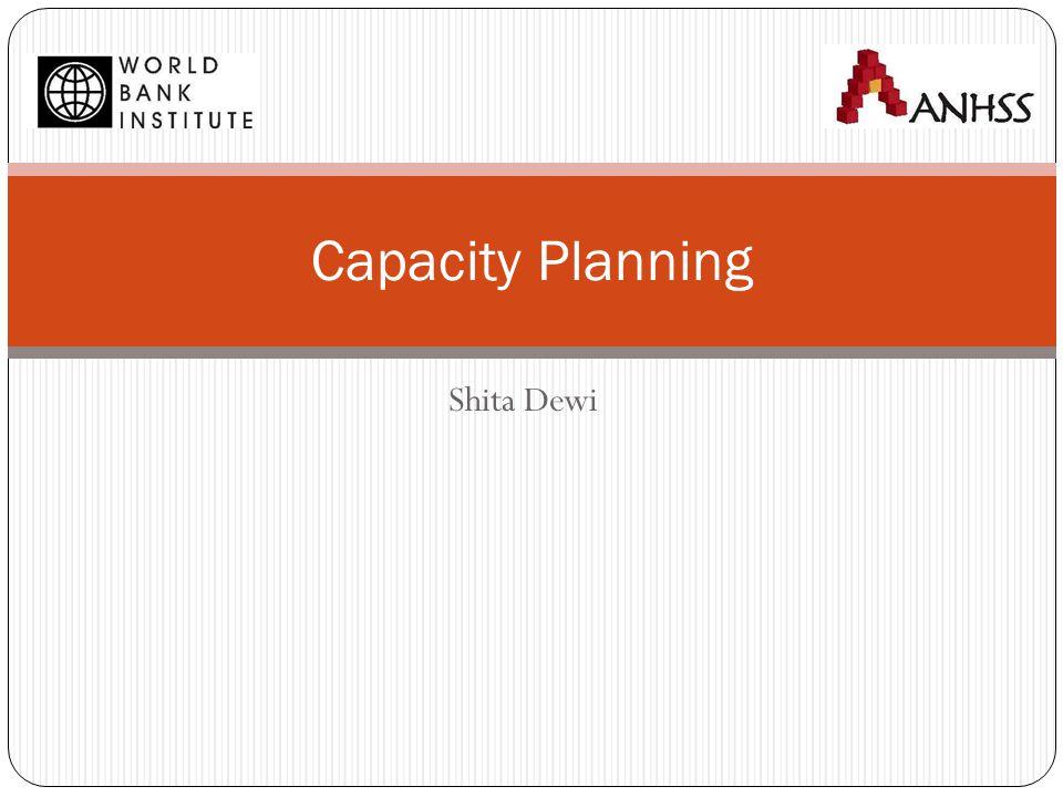 Shita Dewi Capacity Planning