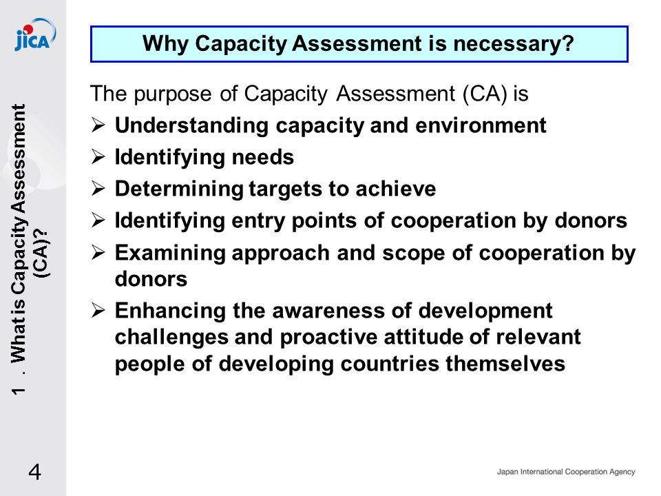 35 Summary (1) Comprehensive Capacity Assessment covering both urban water supply sector and water supply utility (2) Paying attention to every aspect of Capacity, Performance and Impact (3) Analyzing capacity which is difficult to identify with only quantitative indicators by combining quantitative indicators and qualitative questions (4) Expanding the target of analysis including the accessibility of the urban poor to water etc.