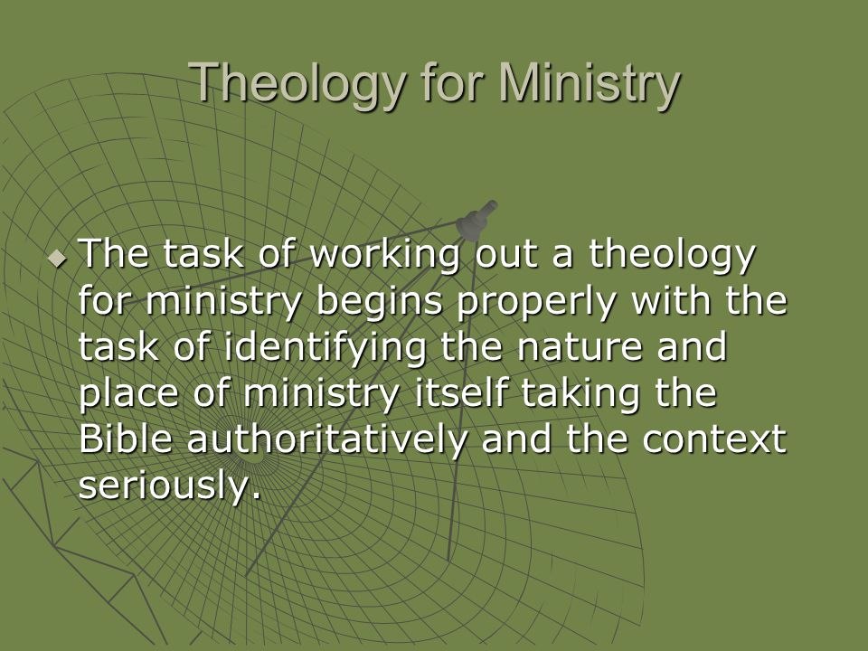 The Pastoral Cycle Experience Theological Analysis Situational Analysis of Theology Response Situational Analysis