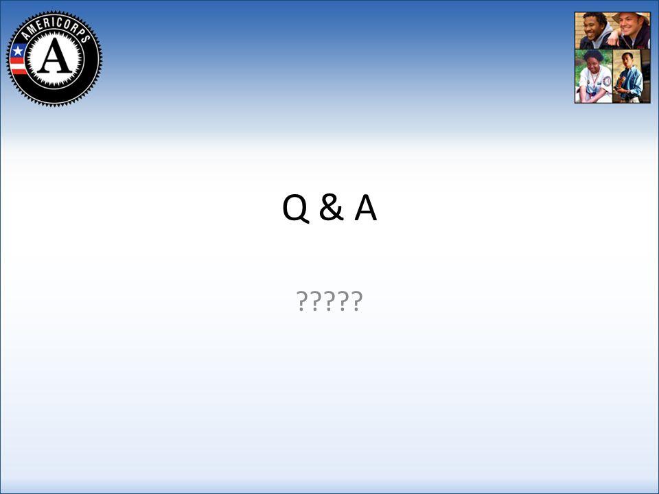 Q & A ?????