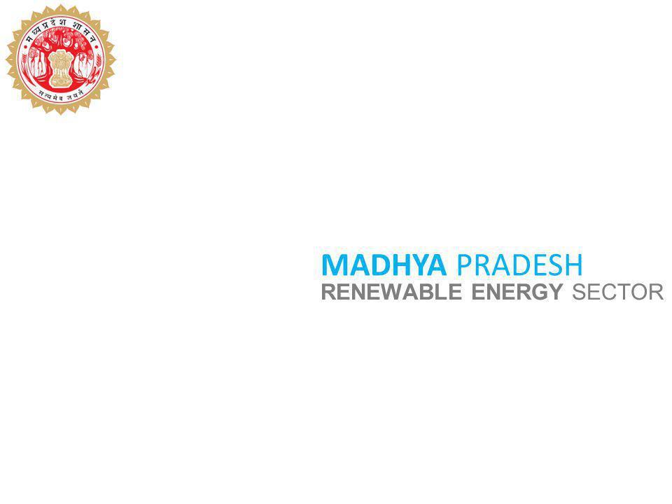 MADHYA PRADESH RENEWABLE ENERGY SECTOR