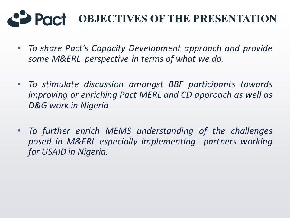 What is Capacity Development ?